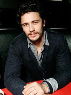 James Franco   '127 Saat'taki rolüyle Oscar'a aday olan Franco'nun ağladığı iki film var.