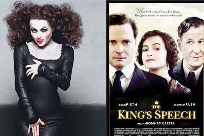 Oyuncu, performansıyla bu yıl Oscar'a aday olduğu en son filmi 'Zoraki Kral'da çok ağlamış.