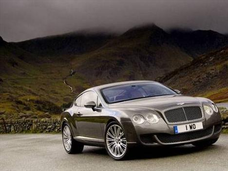 Cem Yılmaz - Bentley Continental GT