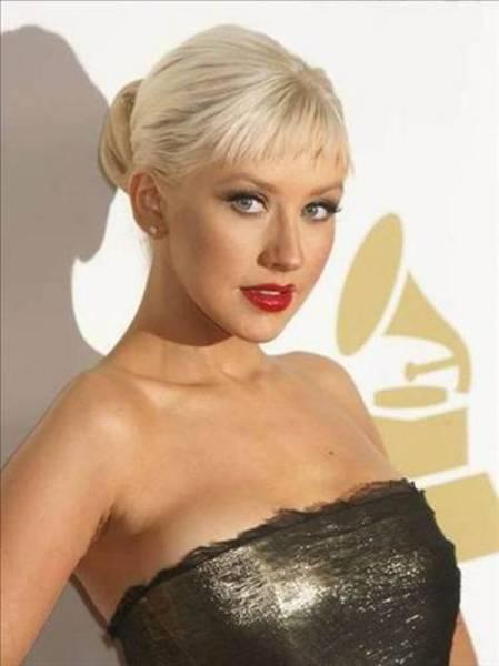 Christina Aguilera - Rolls Royce Phantom
