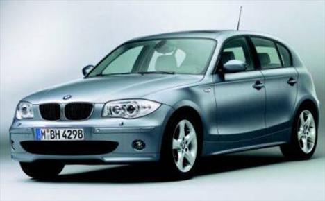Fahriye Evcen - BMW 116i 2009