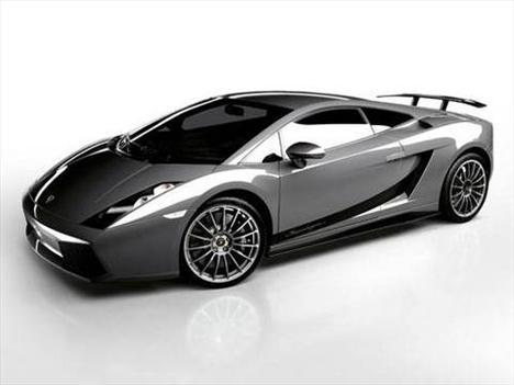 Roberto Carlos - Lamborghini Gallardo Superleggera Edition