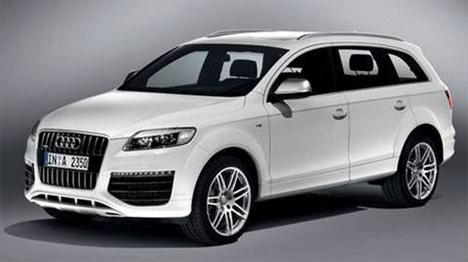 Şahan Gökbakar - Audi Q7