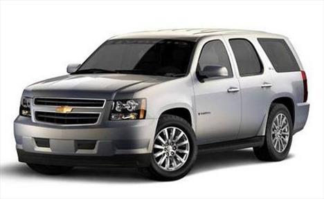 Tarkan - Chevrolet Tahoe Hybrid