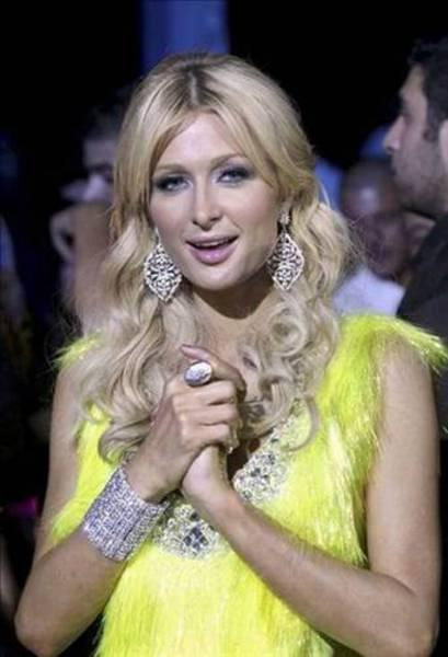 Paris Hilton - Bentley