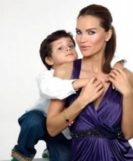 Ebru Şallı'nın oğlu Beren Tan