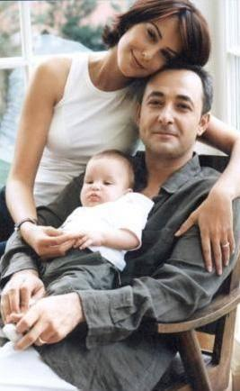 Arzum Onan - Mehmet Aslantuğ çiftinin oğlu Can