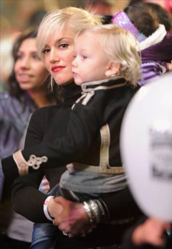 Gwen Stefani'nin bebeği Zuma