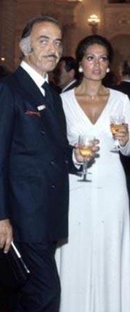 Hiç resmi nikahla evlenmediler ama beraberlikleri uzun süre devam etti.