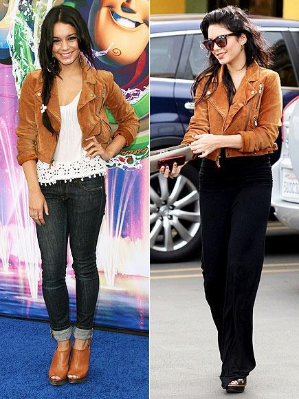 Vanessa Hudgens'ın deri ceketi Kaliteli ve birçok renkle bir arada kullanılabilecek bir deri ceket, her tarz kıyafetiniz için mükemmel bir tamamlayıcı olacaktır.