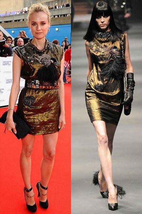 Diane Kruger - Lanvin