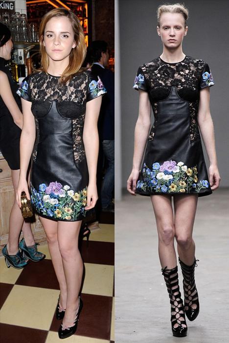 Emma Watson - Christopher Kane