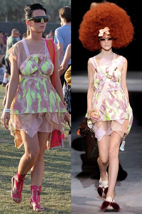 Katy Perry - Louis Vuitton