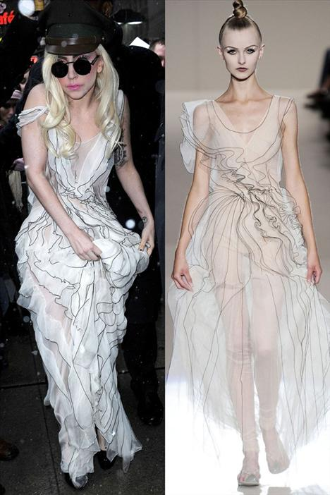 Lady GaGa - Marc Jacobs