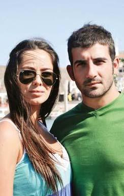 YILLAR ÖNCE DE AŞK YAŞAMIŞLARDI  İki genç oyuncu Merve Sevi ile Paşhan, Yılmazel'in aşkı da magazin gündemine bomba gibi düşmüştü.