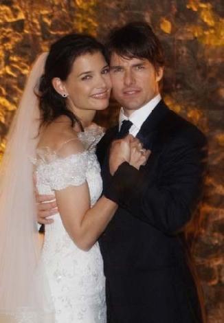 Çift, 2006 yılında İtalya'da evlendi. Mutlulukları, Suri adını verdikleri kızları sayesinde perçinlendi.