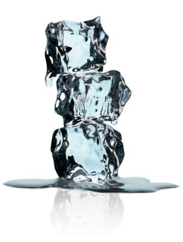 Ojenizi kurutun  Ojenin kurumasına yardımcı olmak için ellerinizi buzlu su dolu bir kasenin içinde 30 sn bekletin.