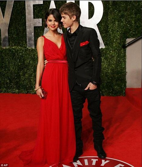 Selena Gomez ve Justin Bieber
