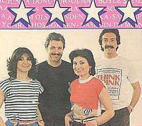 BEŞ YIL ÖNCE 10 YIL SONRA   1980'lerin başında kurulan grup genellikle eski şarkıları yeni bir yorumla seslendiriyordu.