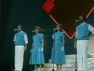 Beş Yıl Önce On Yıl Sonra 1984 Eurovision Şarkı Yarışması'nda Türkiye'yi temsil etti.