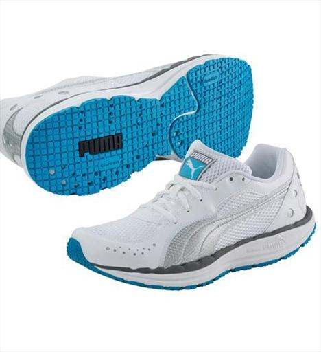Egzersiz ve Yürüyüş 4- Puma Bodytrain Mesh Eğik alt tabanı sayesinde dengesizlik yaratarak yürürken bacak kaslarının daha fazla çalışmasını sağlıyor. 164.50 TL.