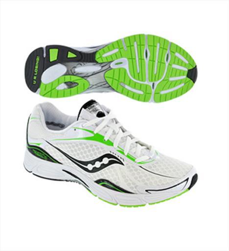 Koşu  1- Saucony Grid Fastwitch 4 170 gram ağırlığıyla ayaklarınızda varlığını hissetmeyeceğiniz bu yarış ayakkabısı, özellikle hız yapmak ve maraton koşmak için ideal. (A.V.V. Shovvroom'ları) 190 TL.