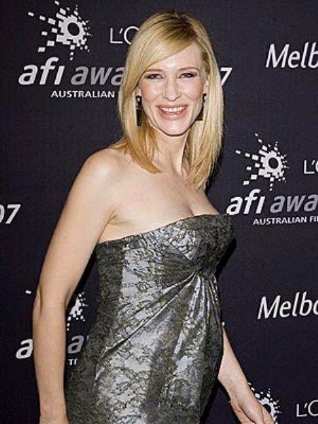 Cate Blanchett: 1.74 m
