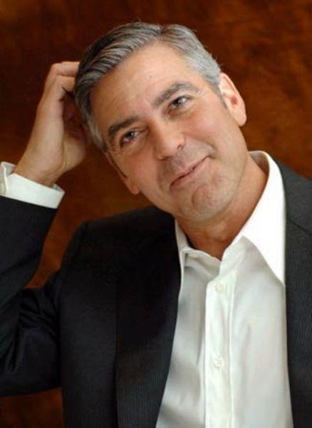 George Clooney: 1.80 m