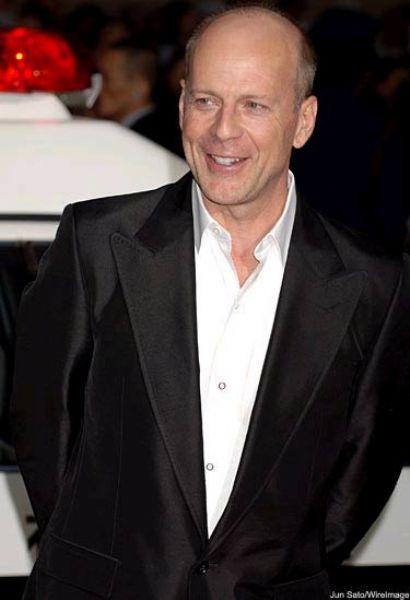 Bruce Willis: 1.82 m