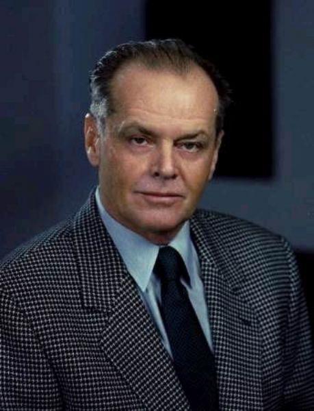 Jack Nicholson: 1.77 m