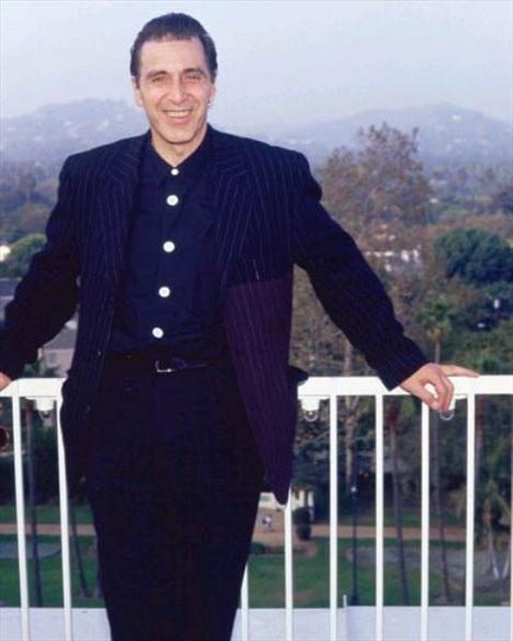Al Pacino: 1.70 m  (Vatan)
