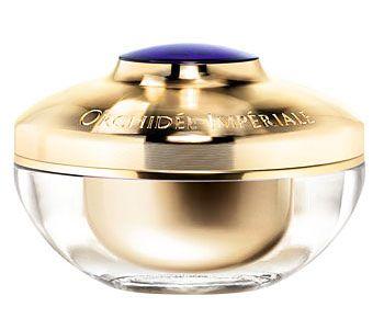 Guerlain  Orchidee Imperiale  Eye & Lip Cream  Hem dudak, hem göz çevresi  için tasarlanmış ürün, orkide özleriyle hücresel zamanı geri çeviriyor, dudakların pürüzsüzleşmesini, daha dolgun görünmesini  sağlıyor. Dudak çevresindeki   ince görünümü hafifliyor  ve  dudak kontürü belirginleşiyor.   Fiyatı: 447 TL.