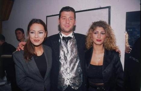 Ebru Gündeş - Metin Şentürk- Nadide Sultan