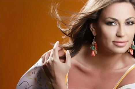 48. Rania Sabeh, Model ve Lübnan'da Televizyon sunucusu
