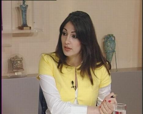 35. Dima Sadek, Televizyoncu, Lübnan