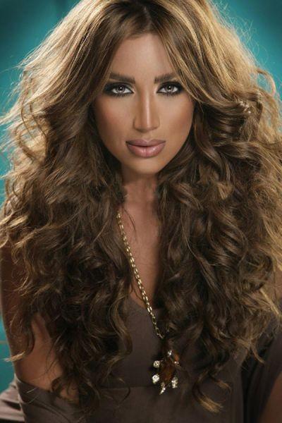 29. Maya Diab,  Şarkıcı, Lübnan
