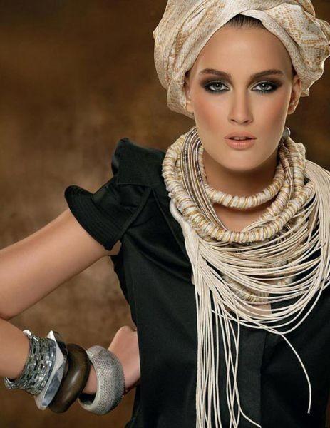 14. Amina Al Alam, Model, Fas