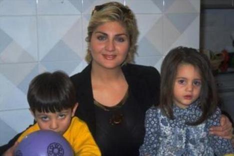 Sibel Can'ın çocukları Melissa ve Engincan