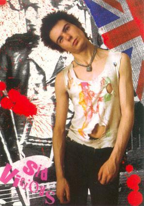 Sid Vicious   Sex Pistols grubunun üyesi. O da aşırı doz kurbanı.