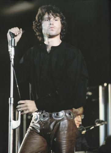 Jim Morrison  Ünlü The Doors grubunun 'beyniydi.