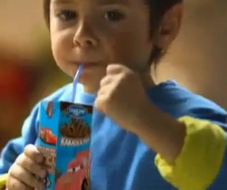 Zincidi bir züt reklamında da kamera karşısına geçti.