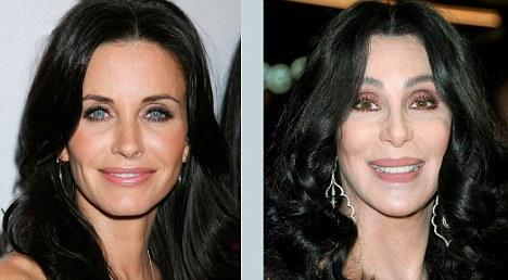 Courteney Cox - Cher