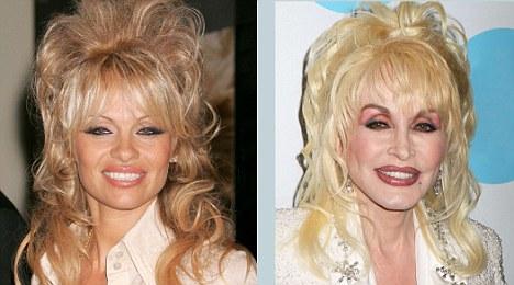 Pamela Anderson - Dolly Parton