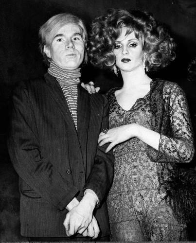 Andy Warhol ve Candy Darling