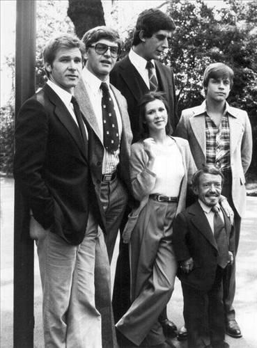 Yıldız Savaşları ekibi