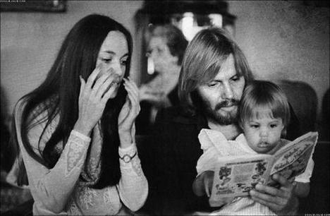 Angelina Jolie ve ailesi