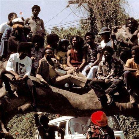 Jackson Beşlisi'nin Bob Marley ziyareti