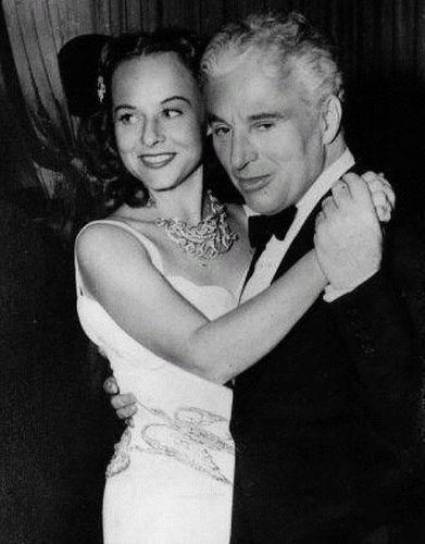 Charlie Chaplin ve Paulette Goddard