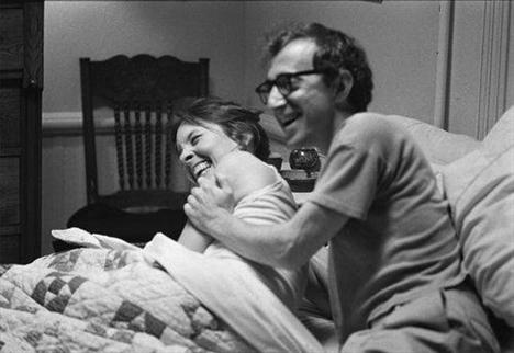 Woody Allen ve Diane Keaton