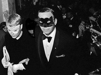 Frank Sinatra ve Mia Farrow